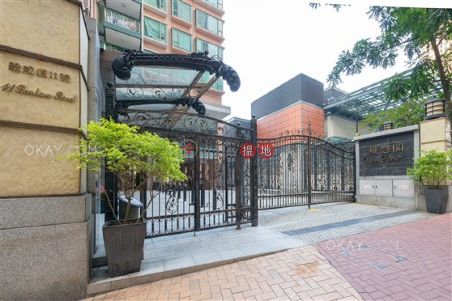 HK$ 45,000/ month Bon-Point | Western District Charming 3 bedroom with balcony | Rental