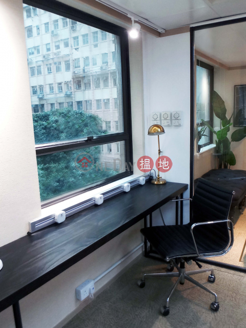 Temporary Office|Wan Chai DistrictEton Tower(Eton Tower)Rental Listings (COWOR-7597986084)_0