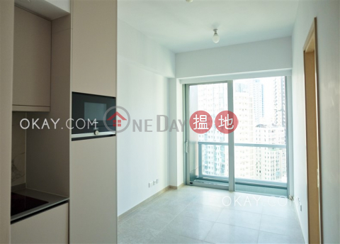 Charming 1 bedroom on high floor with balcony | Rental|Resiglow Pokfulam(Resiglow Pokfulam)Rental Listings (OKAY-R378675)_0
