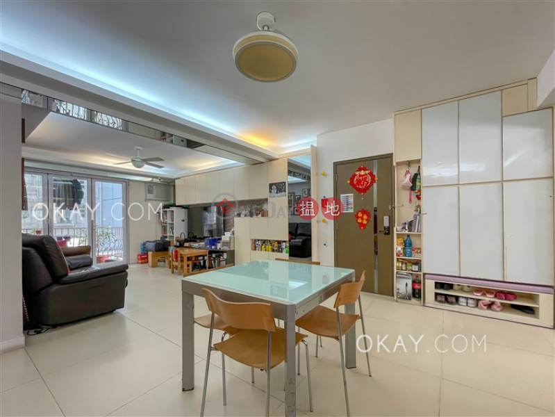 Efficient 4 bedroom with balcony & parking | For Sale | Sau Chuk Yuen 秀竹苑 Sales Listings