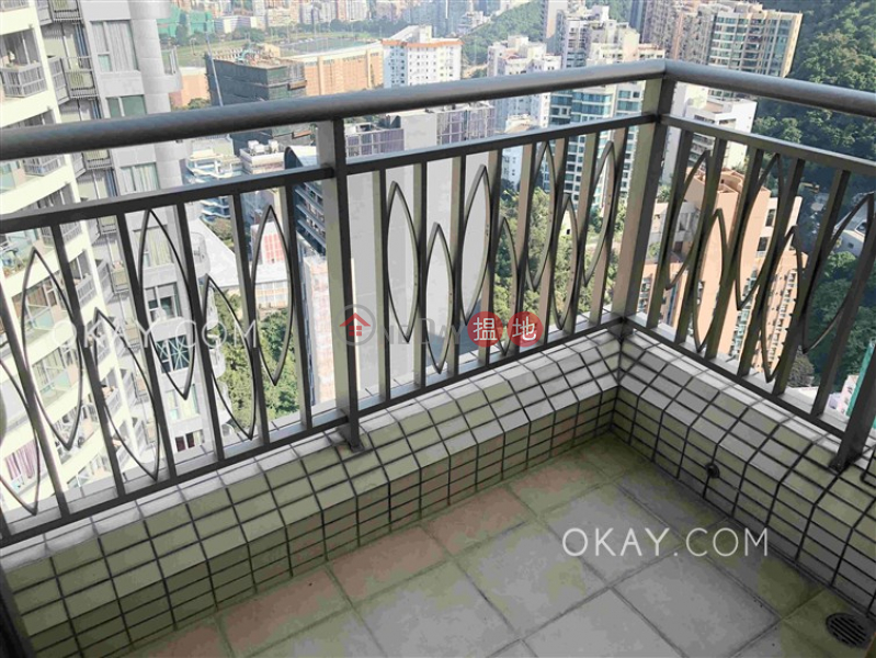 Property Search Hong Kong | OneDay | Residential | Sales Listings | Stylish 2 bed on high floor with racecourse views | For Sale