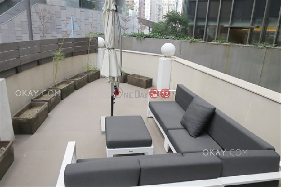 Charming 1 bedroom with terrace | For Sale | 6 Castle Road | Western District, Hong Kong | Sales HK$ 10.75M