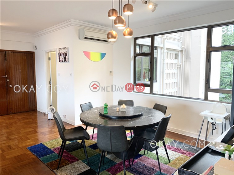 HK$ 98,000/ month South Bay Villas Block A Southern District | Efficient 4 bed on high floor with sea views & balcony | Rental