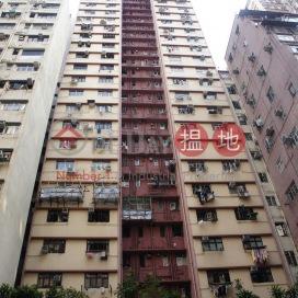 新景樓,石塘咀, 香港島