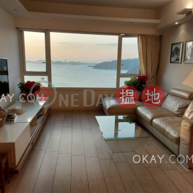 Unique 3 bedroom on high floor with sea views & parking   For Sale
