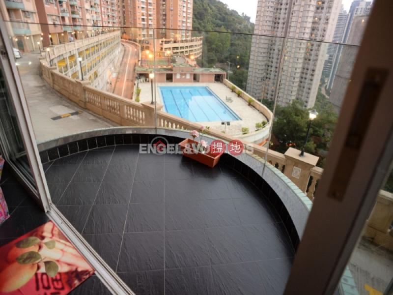 HK$ 60,000/ month Block 28-31 Baguio Villa Western District, 3 Bedroom Family Flat for Rent in Pok Fu Lam