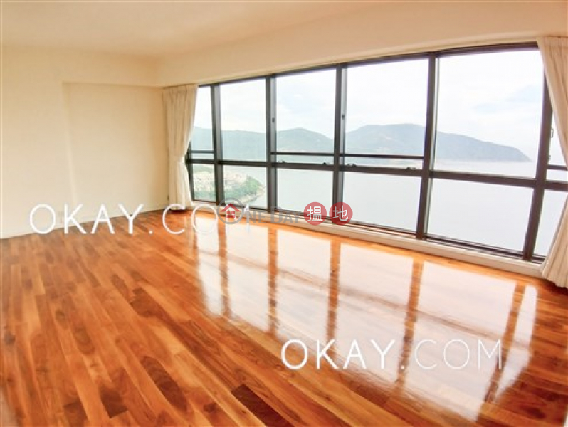 HK$ 138,000/ month   Pacific View   Southern District, Unique penthouse with terrace, balcony   Rental
