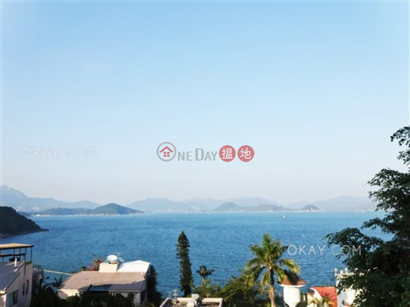 Property Search Hong Kong | OneDay | Residential Sales Listings | Exquisite house with sea views, rooftop & balcony | For Sale