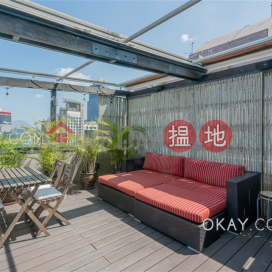 Rare 2 bedroom on high floor with rooftop | For Sale