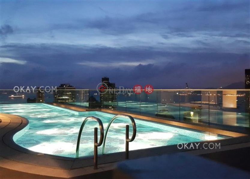 Unique 1 bedroom in Sai Ying Pun | Rental | The Nova 星鑽 Rental Listings