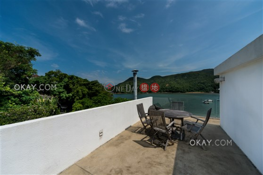 HK$ 62M | 48 Sheung Sze Wan Village | Sai Kung, Stylish house with sea views, rooftop & terrace | For Sale
