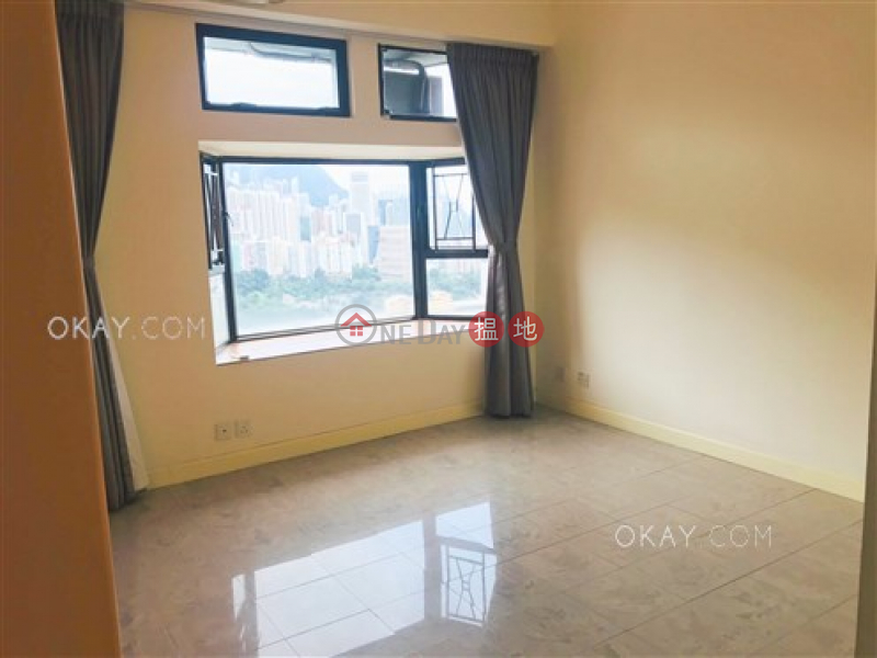 Property Search Hong Kong | OneDay | Residential, Rental Listings | Efficient 3 bed on high floor with racecourse views | Rental