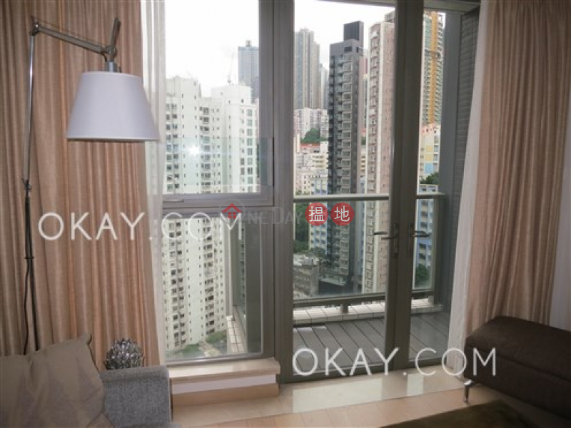 HK$ 55,000/ month, SOHO 189, Western District | Charming 3 bedroom with balcony | Rental