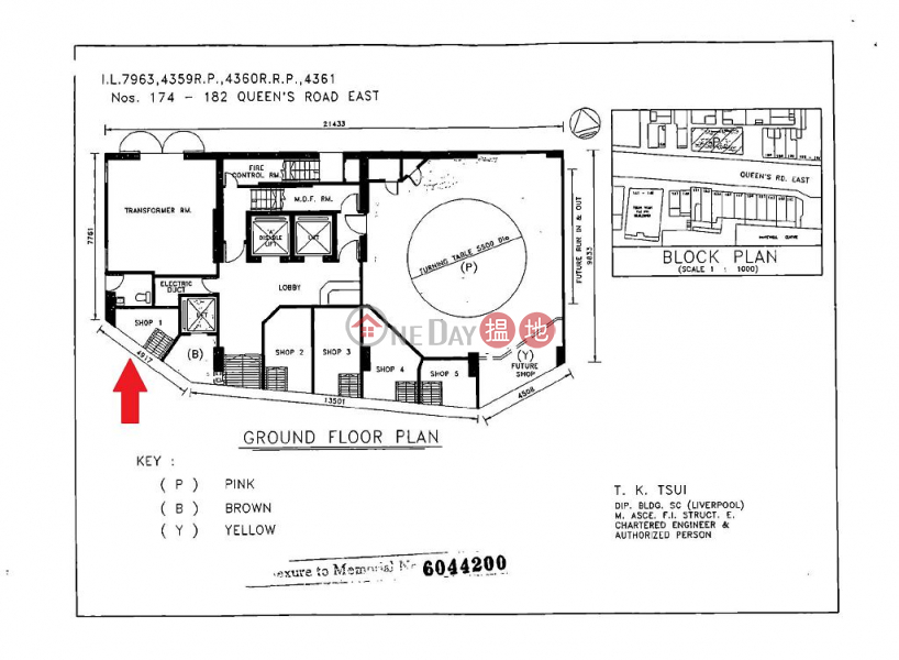 香港搵樓|租樓|二手盤|買樓| 搵地 | 商舖-出租樓盤-灣仔120呎旺舖出租