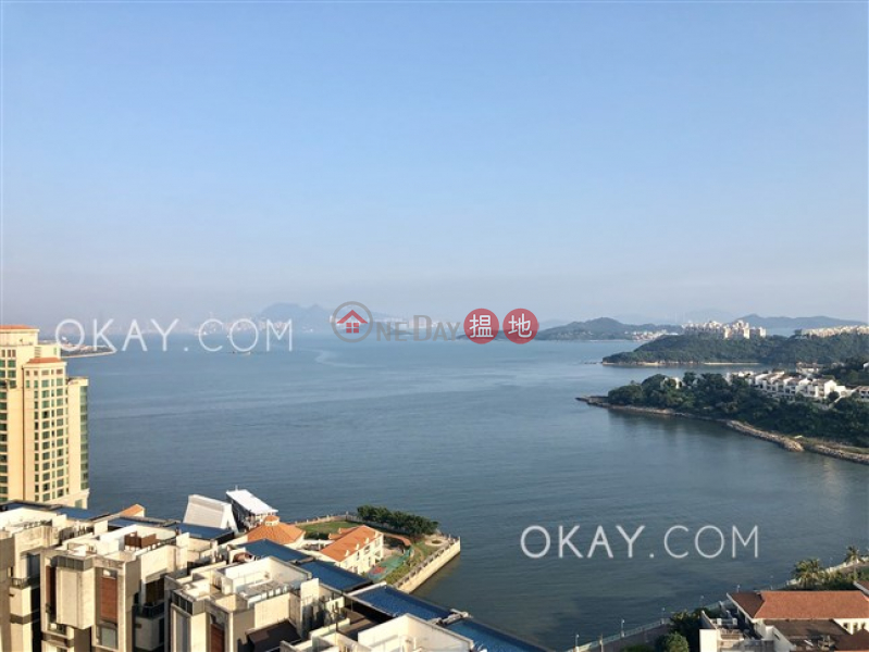 Property Search Hong Kong | OneDay | Residential, Rental Listings, Unique 3 bedroom on high floor with sea views & balcony | Rental