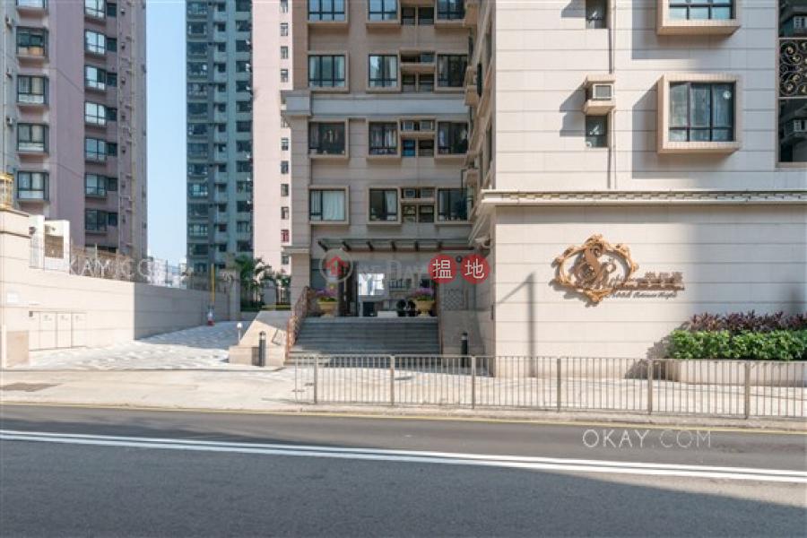 2房2廁,實用率高,星級會所,連車位《樂信臺出租單位》-8羅便臣道 | 西區-香港-出租|HK$ 43,800/ 月