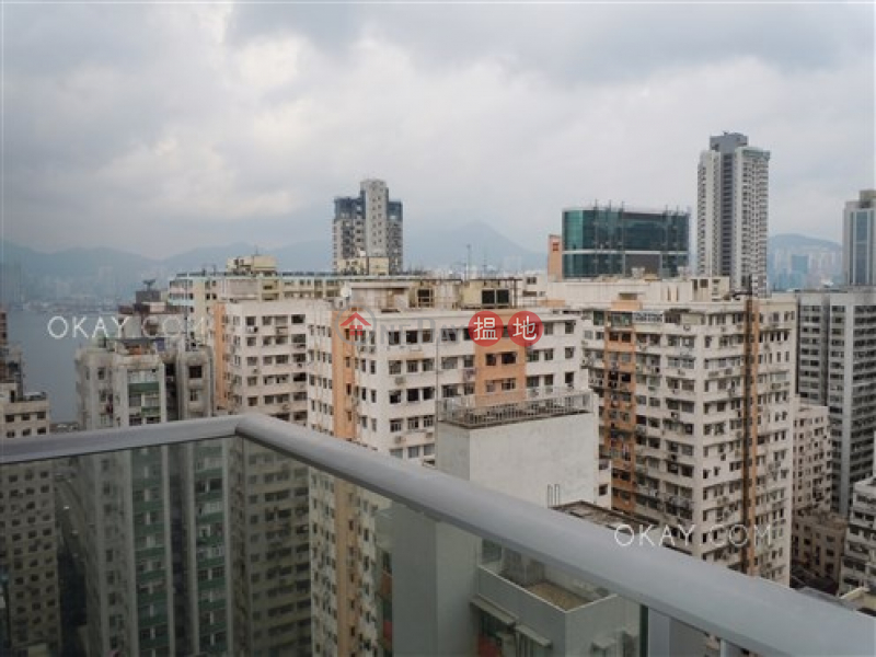 Property Search Hong Kong | OneDay | Residential Sales Listings, Unique 3 bedroom on high floor with balcony | For Sale