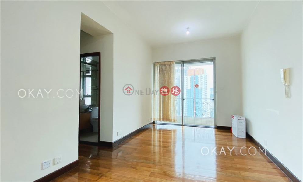 HK$ 28,500/ month | Grand Garden Eastern District | Unique 3 bedroom on high floor with balcony | Rental