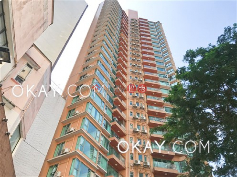 Charming 3 bedroom on high floor with balcony | For Sale, 50A-C Tai Hang Road | Wan Chai District Hong Kong, Sales HK$ 24.9M