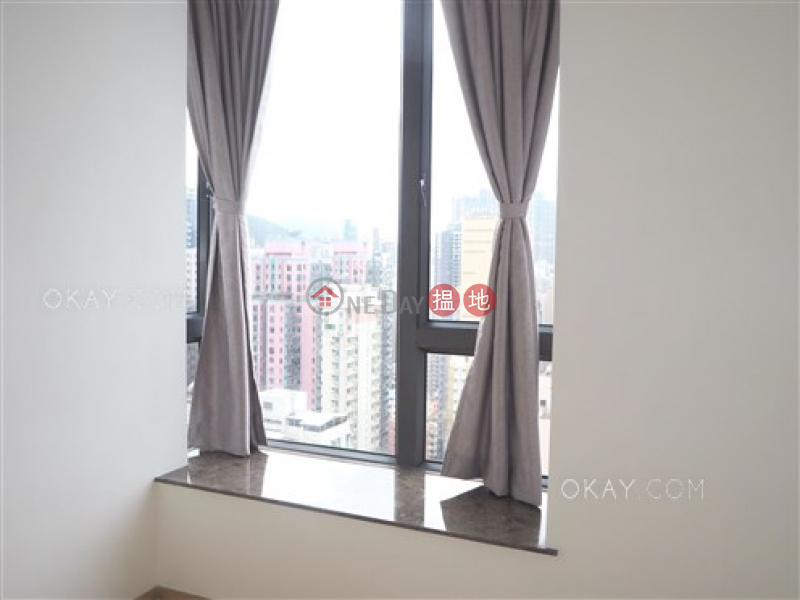 HK$ 43,000/ month The Met. Sublime | Western District Gorgeous 2 bed on high floor with harbour views | Rental
