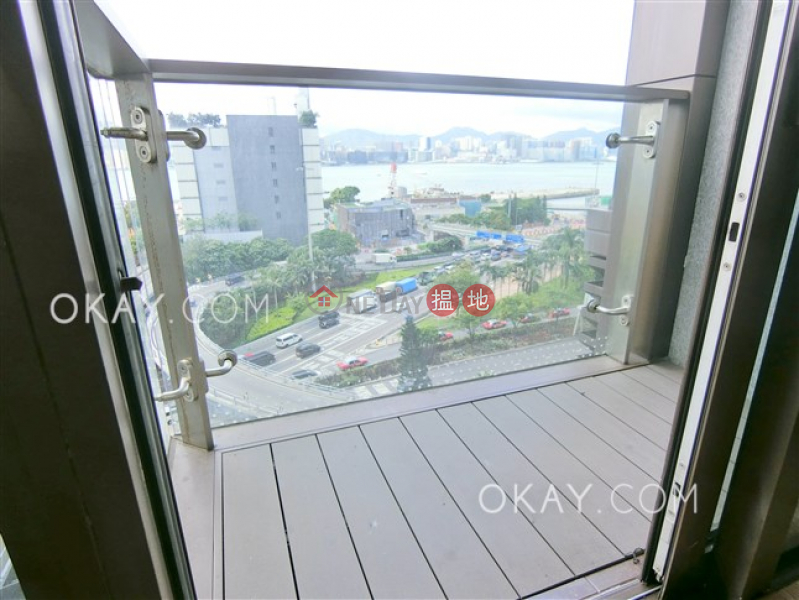 HK$ 10.5M, The Gloucester Wan Chai District, Unique 1 bedroom with balcony | For Sale