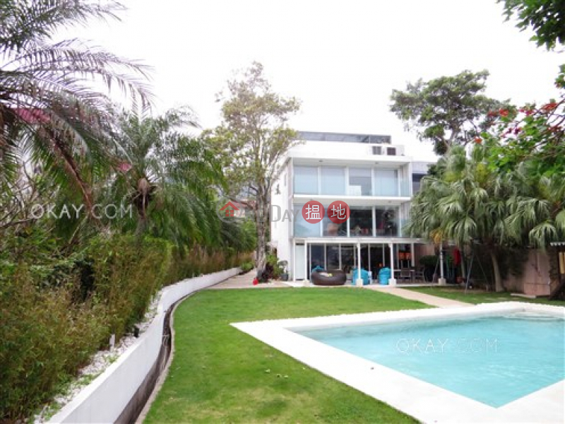 Stylish house with sea views, rooftop & terrace | Rental | Sheung Sze Wan Village 相思灣村 Rental Listings
