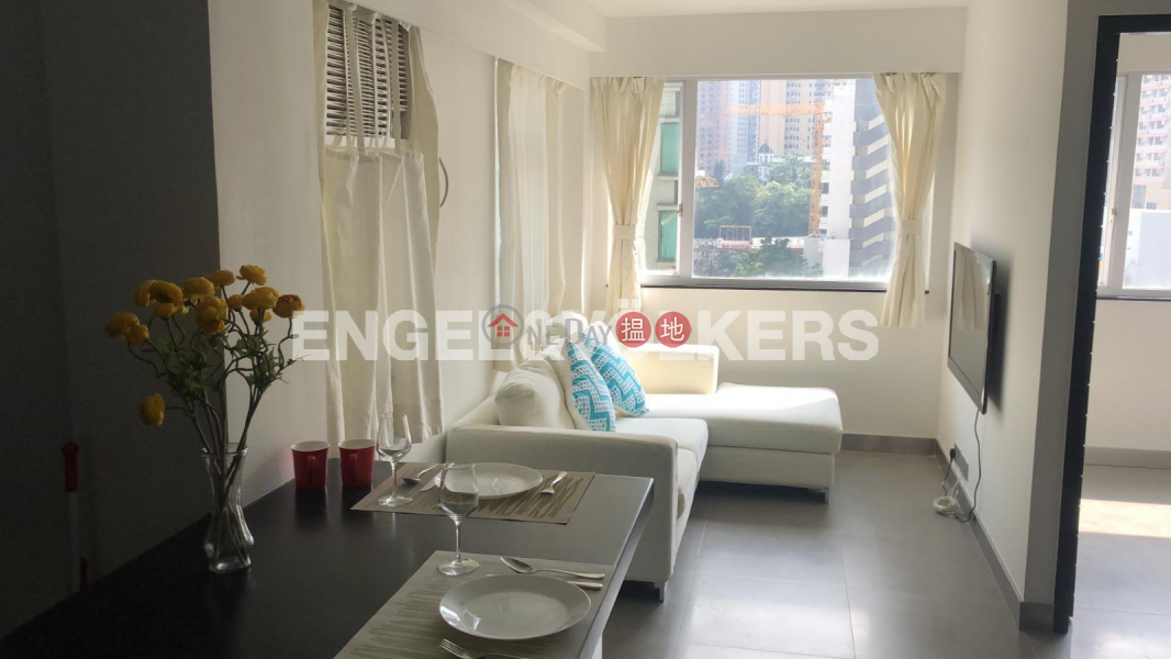 2 Bedroom Flat for Rent in Wan Chai | 2-14 Electric Street | Wan Chai District Hong Kong Rental HK$ 25,000/ month