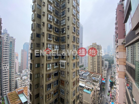 1 Bed Flat for Rent in Sai Ying Pun|Western DistrictThe Nova(The Nova)Rental Listings (EVHK97957)_0