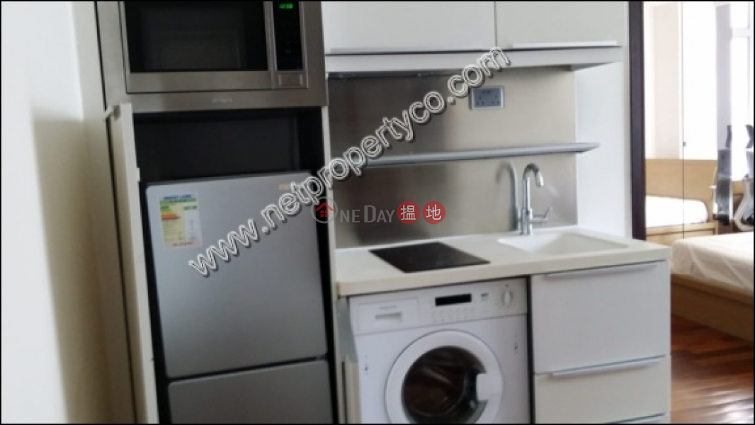 Decorated 1-bedroom apartment for rent in Wan Chai | J Residence 嘉薈軒 Rental Listings