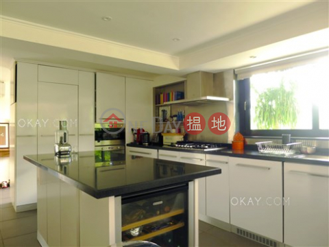 Stylish house with sea views, rooftop & terrace | For Sale|Chi Fai Path Village(Chi Fai Path Village)Sales Listings (OKAY-S286882)_0