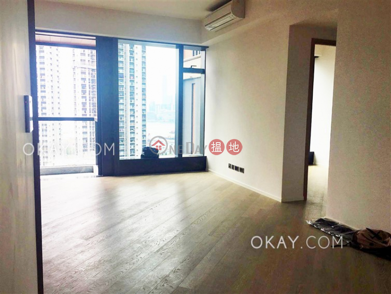 Luxurious 3 bedroom with balcony | For Sale | Tower 2 The Pavilia Hill 柏傲山 2座 Sales Listings