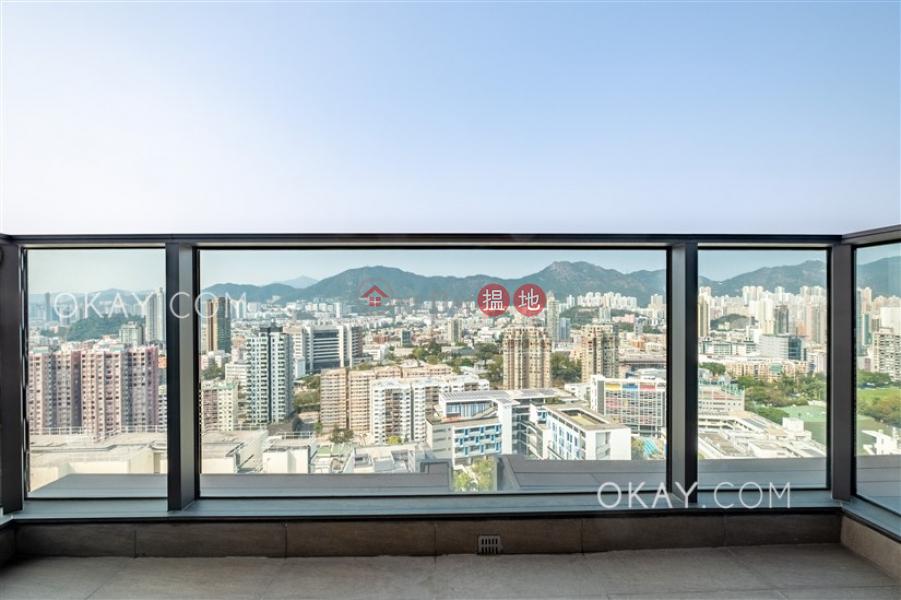 Stylish 3 bedroom on high floor with terrace & balcony   Rental   Mantin Heights 皓畋 Rental Listings