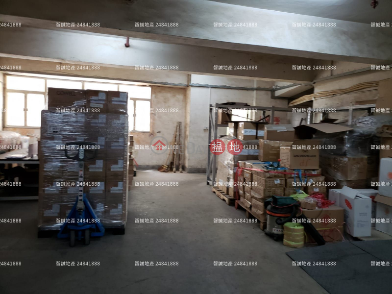 Property Search Hong Kong | OneDay | Industrial Rental Listings | [TsingYi] Tsing Yi Industrial Ctr(storage+office decoration)
