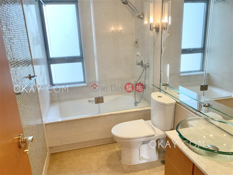 Property Search Hong Kong | OneDay | Residential | Rental Listings, Exquisite 3 bed on high floor with sea views & balcony | Rental