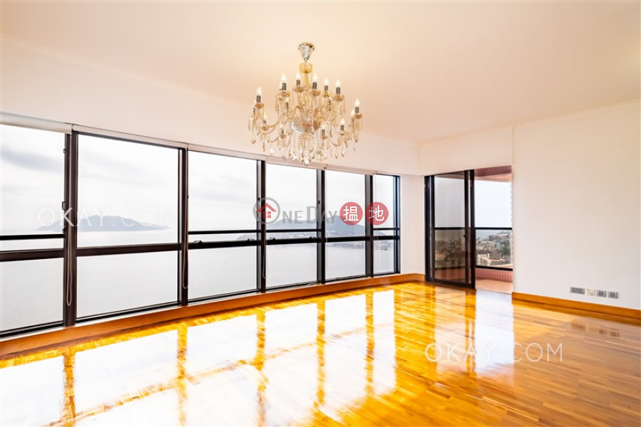 Unique 4 bedroom on high floor with sea views & balcony | Rental 38 Tai Tam Road | Southern District, Hong Kong Rental HK$ 70,000/ month
