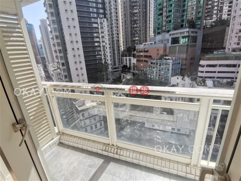 Luxurious 2 bedroom with balcony   Rental 108 Hollywood Road   Central District, Hong Kong, Rental   HK$ 25,000/ month