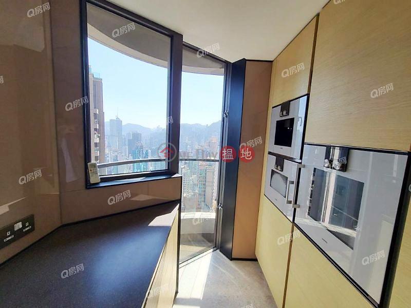 無敵海景,特色單位,全新靚裝,地標名廈瀚然租盤-33西摩道 | 西區香港-出租-HK$ 95,000/ 月