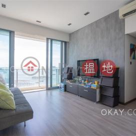 Tasteful 3 bedroom on high floor with balcony | Rental