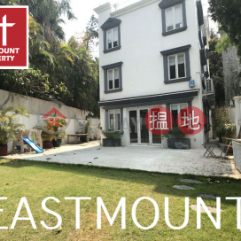 Clearwater Bay Village House | Property For Sale in Tai Hang Hau, Lung Ha Wan 龍蝦灣大坑口-Detached House, Garden