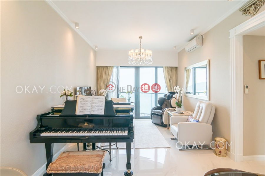 Gorgeous 3 bedroom with balcony & parking | Rental | Phase 6 Residence Bel-Air 貝沙灣6期 Rental Listings