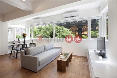 Elegant 1 bedroom with balcony | For Sale|Piu Chun Building(Piu Chun Building)Sales Listings (OKAY-S243346)_0