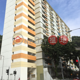 Cho Yiu Chuen - Kai Lim Lau|祖堯邨啟廉樓
