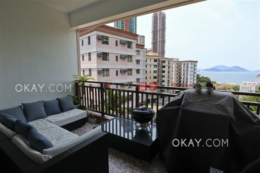 Efficient 4 bedroom with harbour views, balcony | Rental | South Bay Villas Block A 南灣新村 A座 Rental Listings