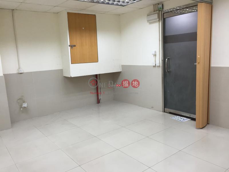 HK$ 5,500/ 月-萬峰工業大廈柴灣區|=快快快=有冷氣獨立廁所!