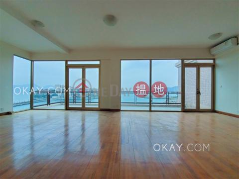Gorgeous penthouse with sea views, rooftop & balcony   Rental Hong Kong Gold Coast Block 26(Hong Kong Gold Coast Block 26)Rental Listings (OKAY-R37263)_0