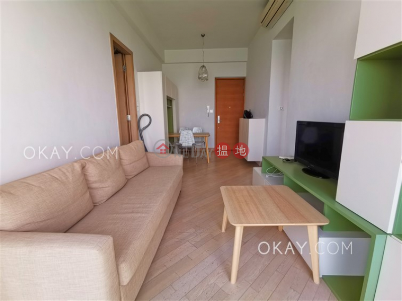 HK$ 45,000/ month, Harbour One Western District, Stylish 2 bedroom on high floor with balcony | Rental