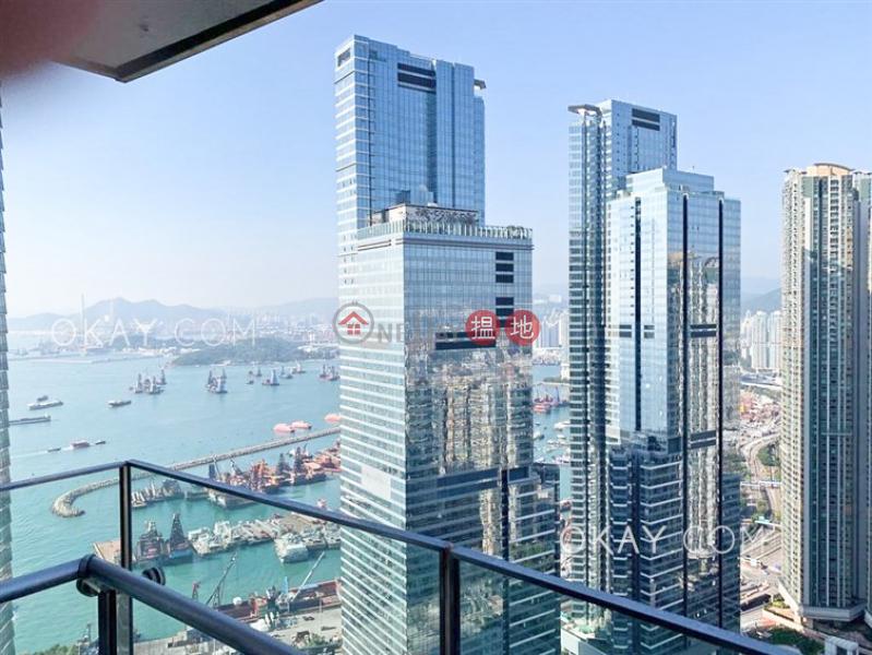 Nicely kept 2 bedroom on high floor with balcony | Rental, 1 Austin Road West | Yau Tsim Mong Hong Kong | Rental HK$ 47,000/ month