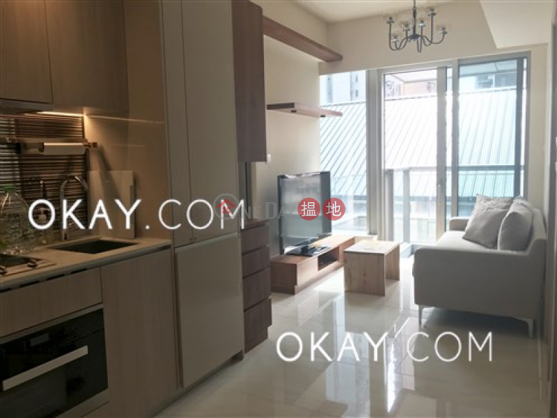 HK$ 13.8M King\'s Hill | Western District | Lovely 1 bedroom with terrace & balcony | For Sale