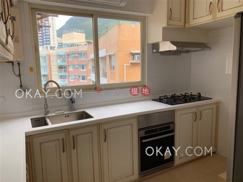 Property Search Hong Kong | OneDay | Residential | Rental Listings Efficient 3 bed on high floor with sea views & rooftop | Rental