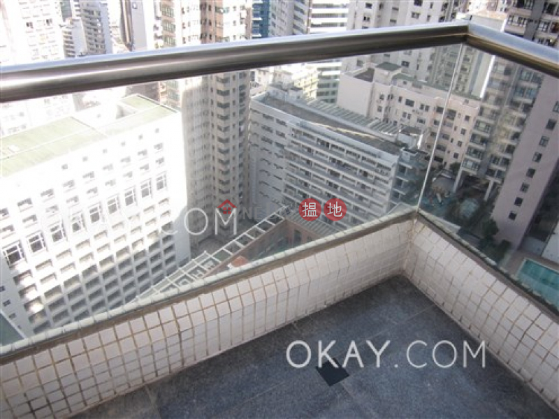 香港搵樓|租樓|二手盤|買樓| 搵地 | 住宅|出租樓盤-3房2廁,連車位,露台《嘉兆臺出租單位》